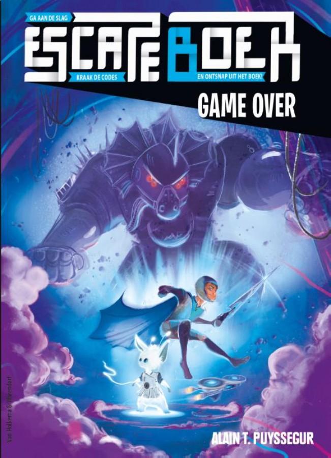 Escape Boek - Game Over