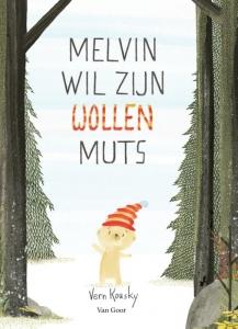 Melvin wil zijn wollen muts