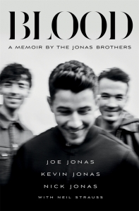 Blood: a memoir by the jonas brothers