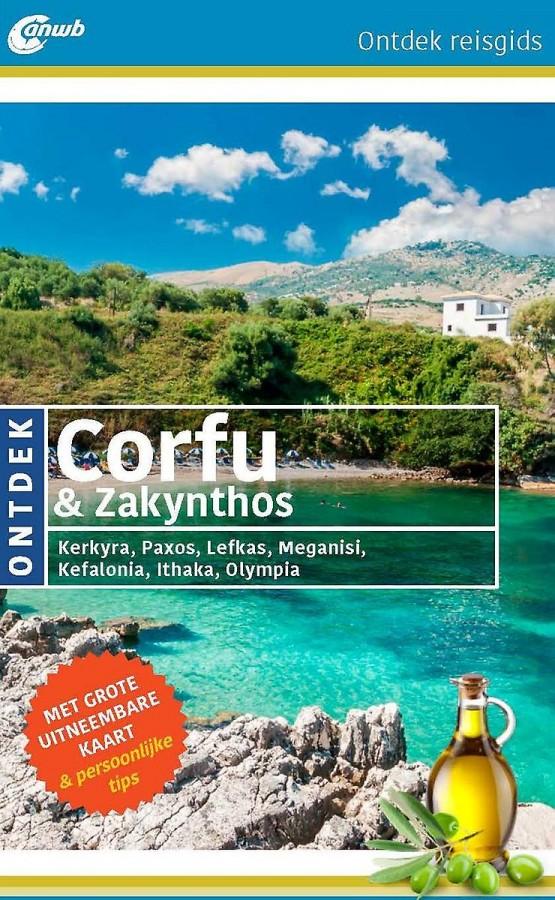 ANWB Ontdek Corfu en Zakynthos