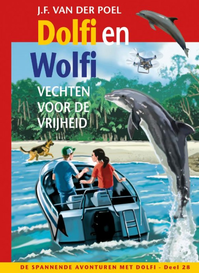 Dolfi en Wolfi vechten voor de vrijheid