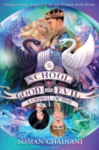 School for good and evil: a crystal of time