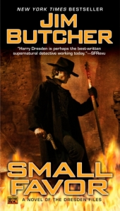 Dresden files (10): small favor