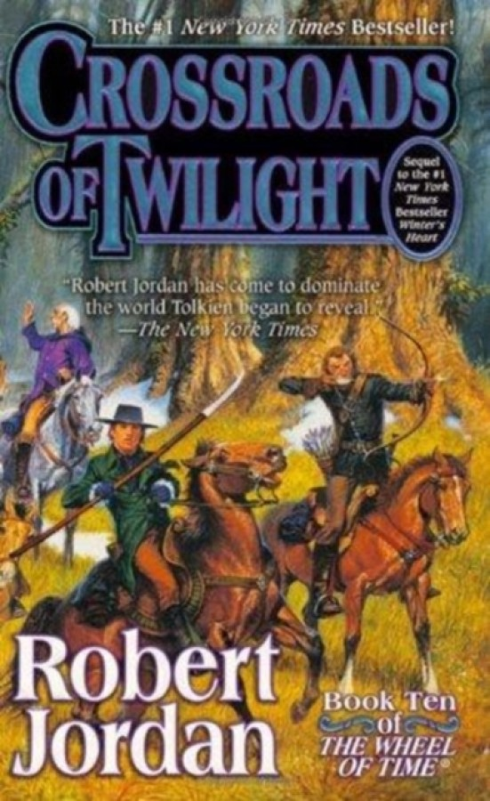 Wheel of time (10): crossroads of twilight