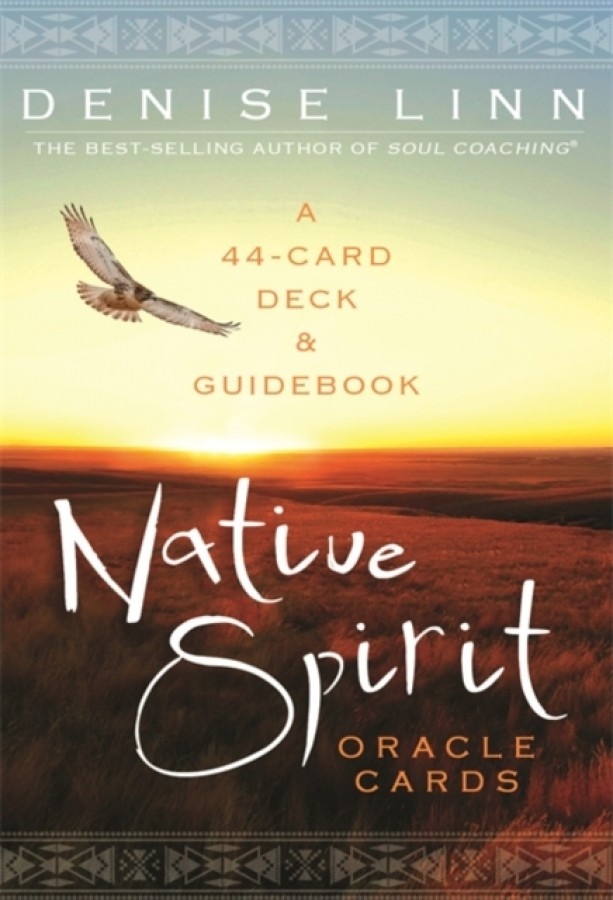 Native spirit oracle cards : a 44-card deck and guidebook