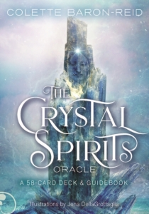 The crystal spirits oracle : a 58-card deck and guidebook