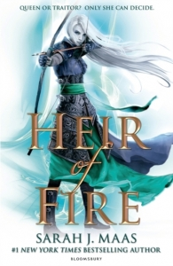 Throne of glass (03): heir of fire