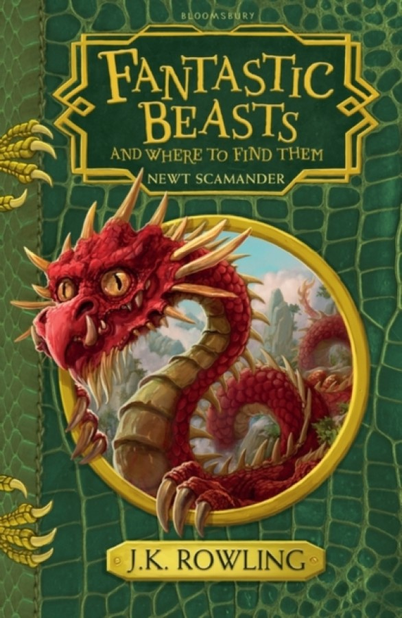 Harry potter Fantastic beasts and where to find them