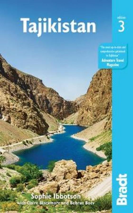 Bradt travel guides Tajikistan (3rd ed)