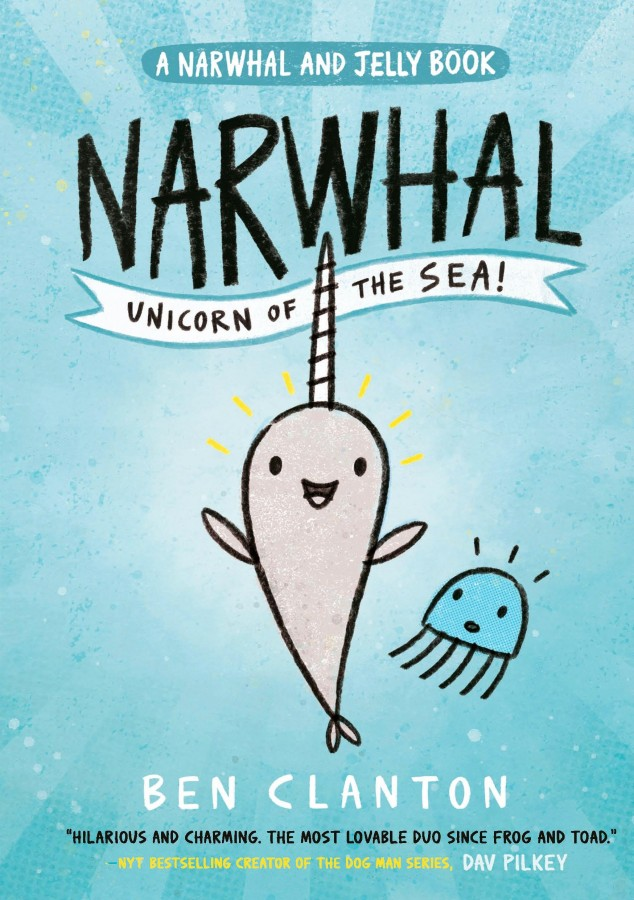 Narwhal: unicorn of hte sea