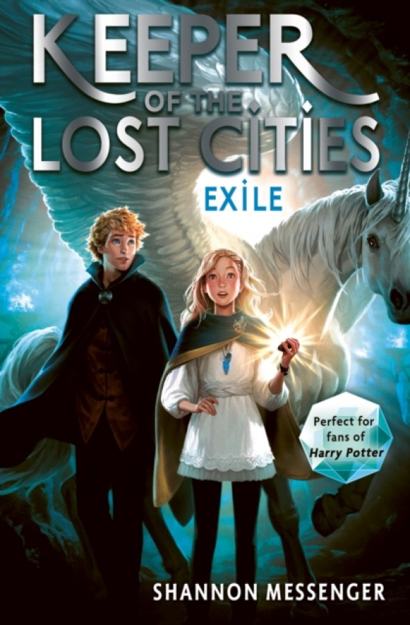 Keeper of the lost cities (02): exile