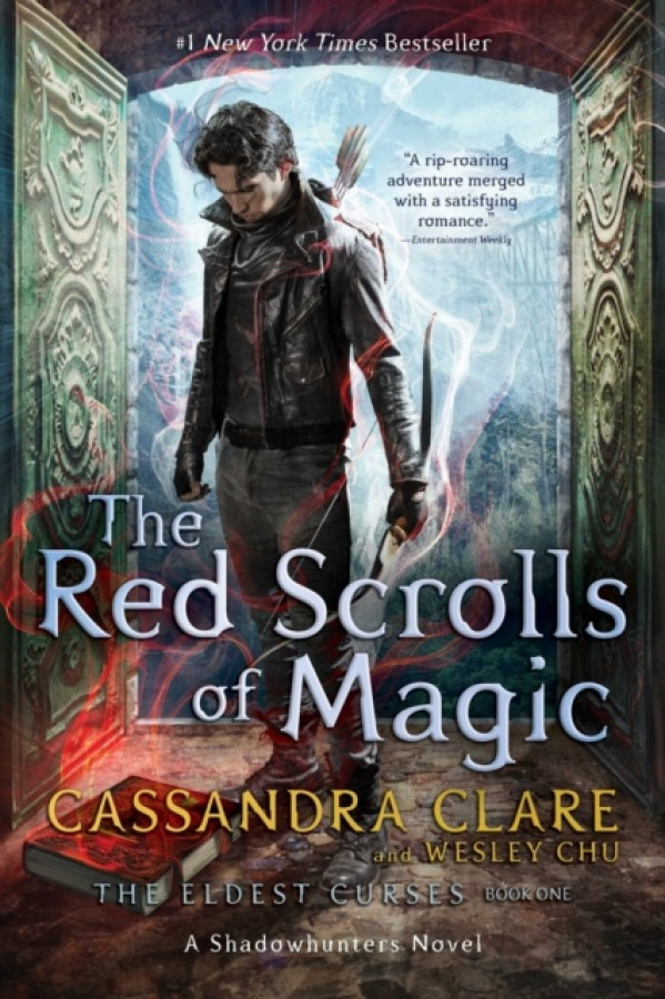 The eldest curses (01): the red scrolls of magic