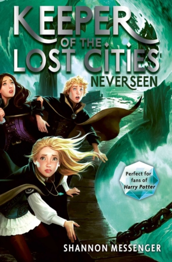 Keeper of the lost cities (04): neverseen