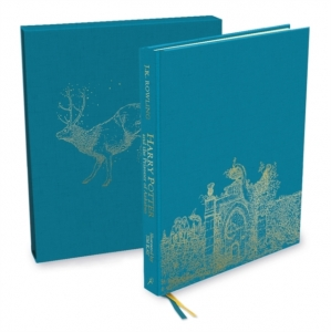 Harry potter (03): harry potter and the prisoner of azkaban (deluxe illustrated slipcase edition)