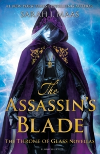 Throne of glass Assassin's blade