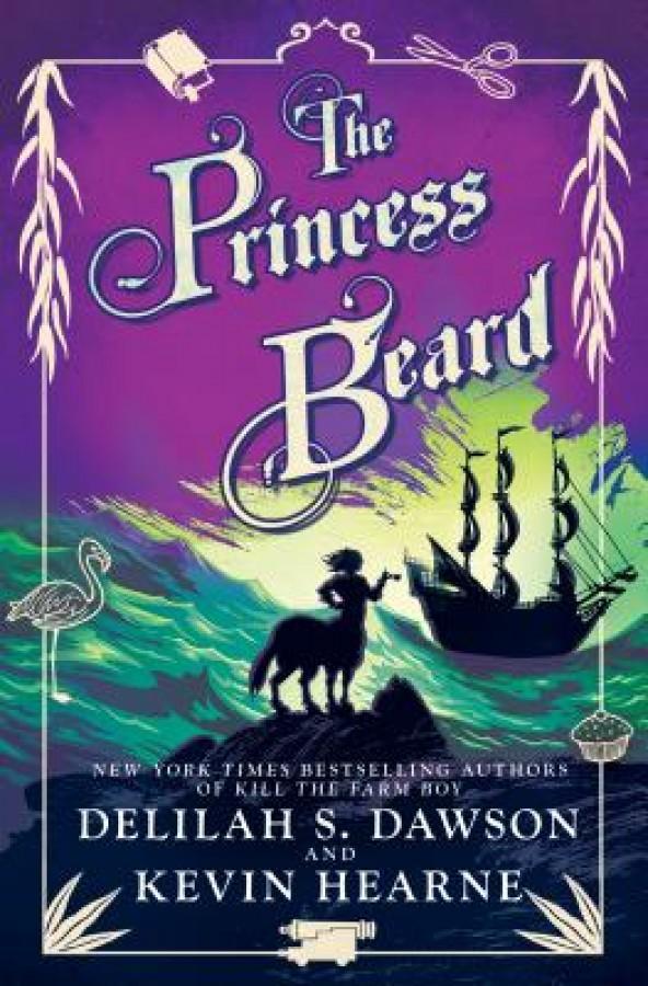 Princess beard