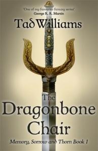 Memory, sorrow & thorn (01): the dragonbone chair