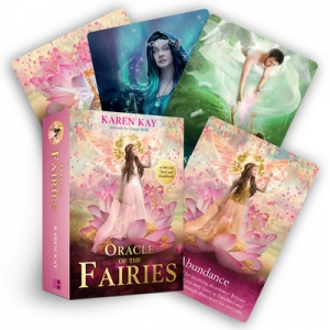 Oracle of the fairies : a 44-card deck and guidebook