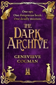 The invisible library The dark archive