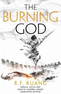 The poppy war (03): the burning god