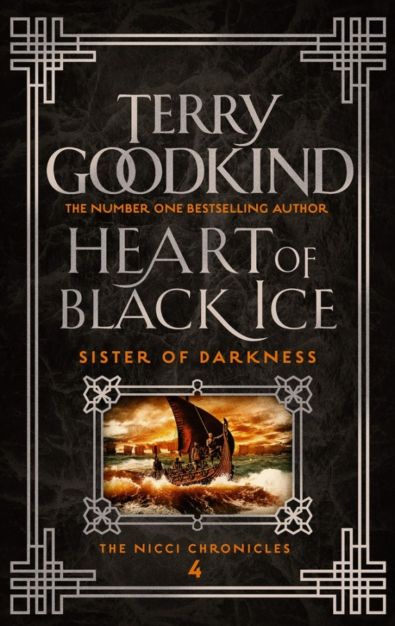Nicci chronicles (04): heart of black ice