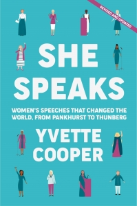 She speaks: women's speeches that changed the world
