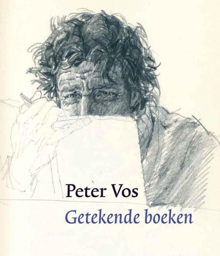 Peter Vos - Getekende boeken
