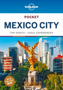Lonely planet pocket: mexico city (1st ed)