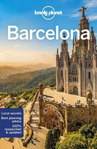 Lonely planet city guide: barcelone (12th ed)