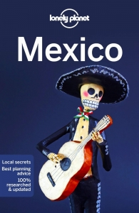 Lonely planet: mexico (17th ed)