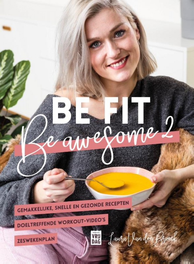 Be fit, be awesome 2