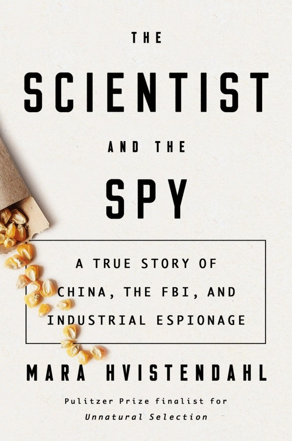 Scientist and the spy
