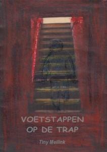 Voetstappen op de trap.