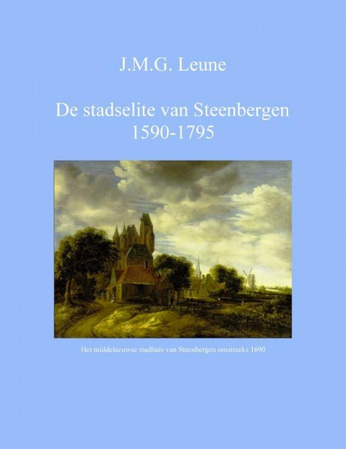 De stadselite van Steenbergen 1590-1795
