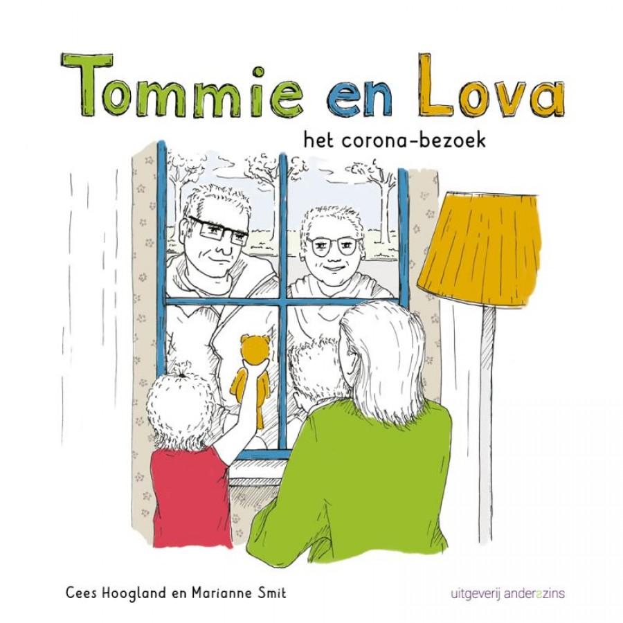 Tommie en Lova het corona-bezoek