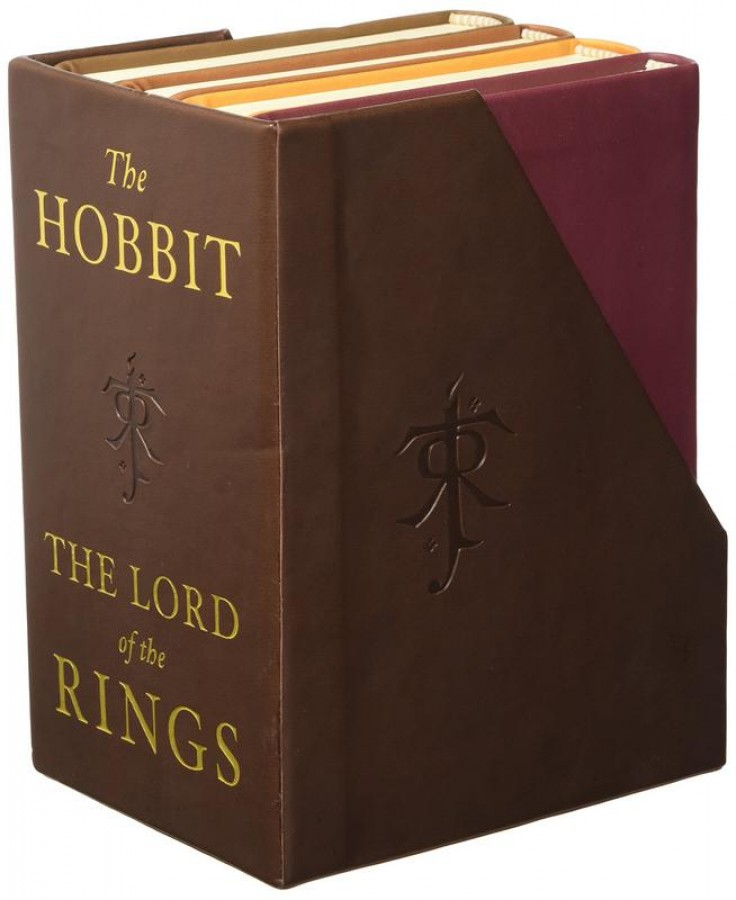 Hobbit and the lord of the rings: deluxe pocket boxed set