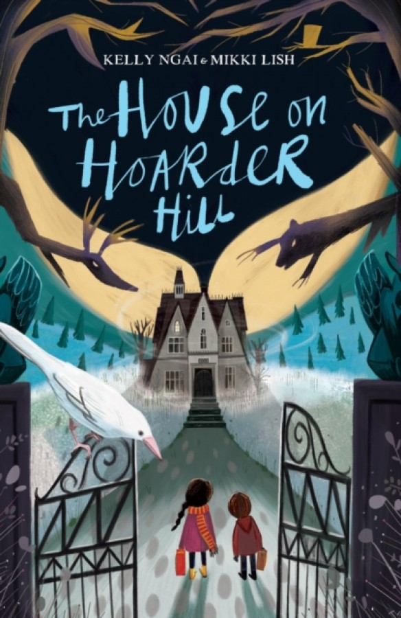 The house on hoarder hill
