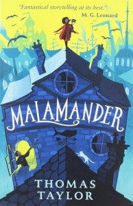 Legends of eerie-on-sea (01): malamander