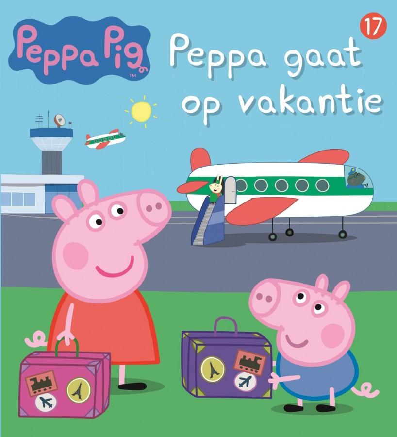 Peppa Pig - Peppa gaat op vakantie (nr 17)