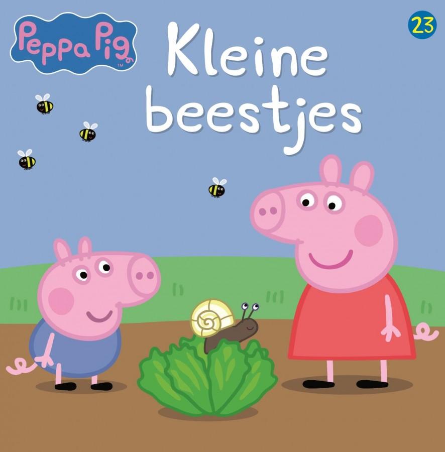Peppa Pig - Kleine beestjes