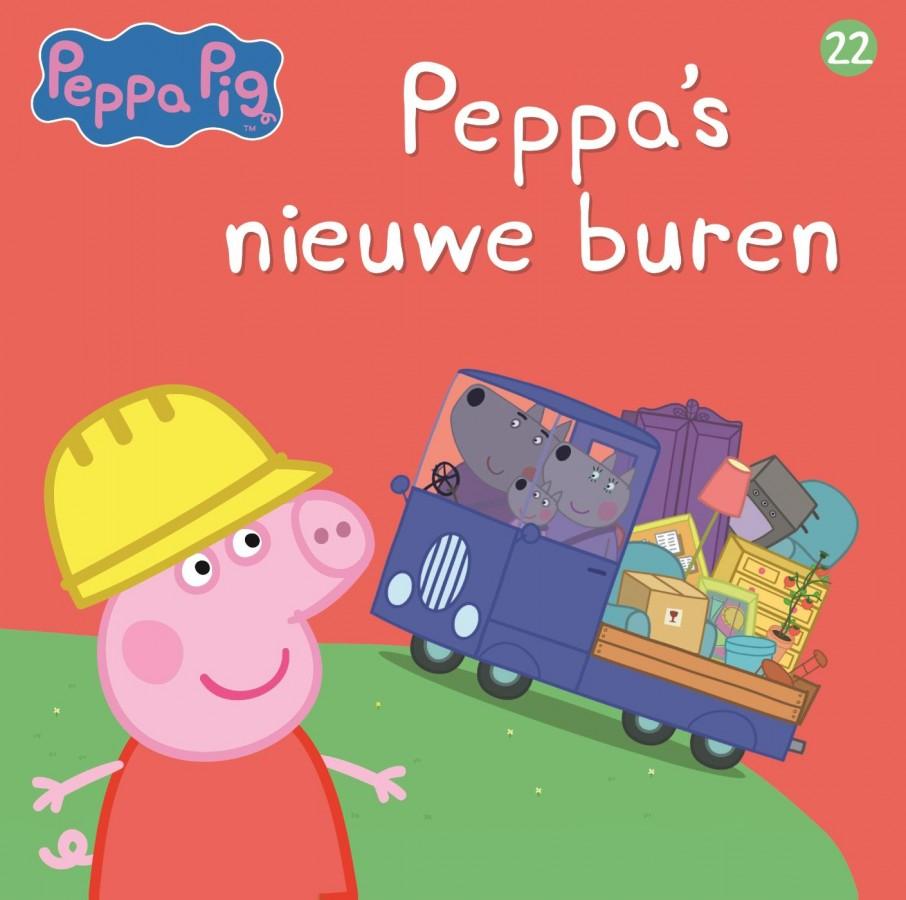 Peppa Pig - Peppa's nieuwe buren