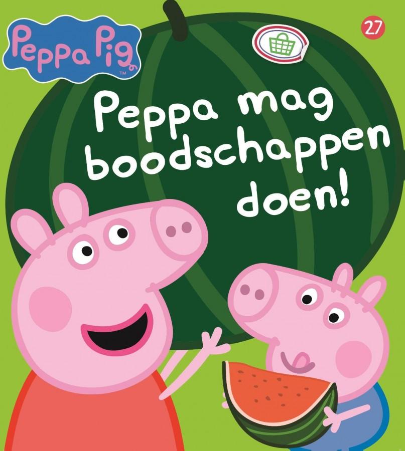 Peppa Pig - Peppa mag boodschappen doen (27)