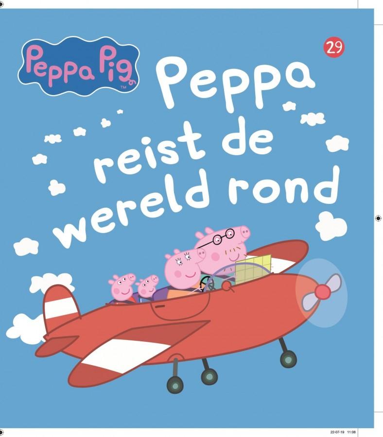 Peppa Pig - Peppa reist de wereld rond (nr 29)