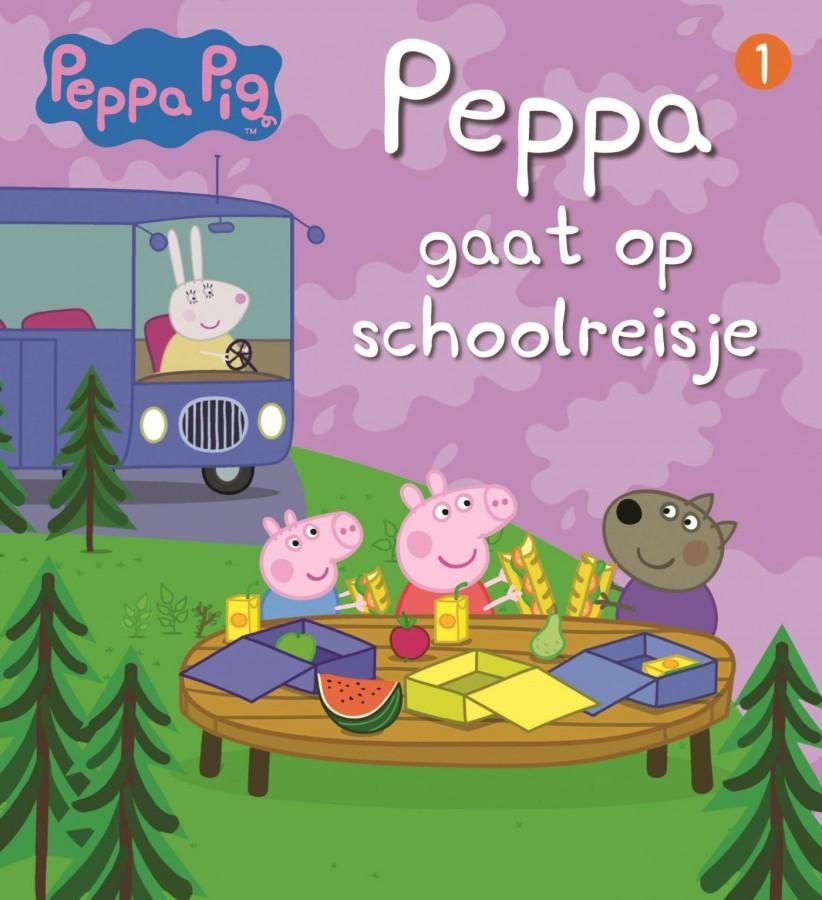 Peppa Pig - Peppa gaat op schoolreisje (nr 1)