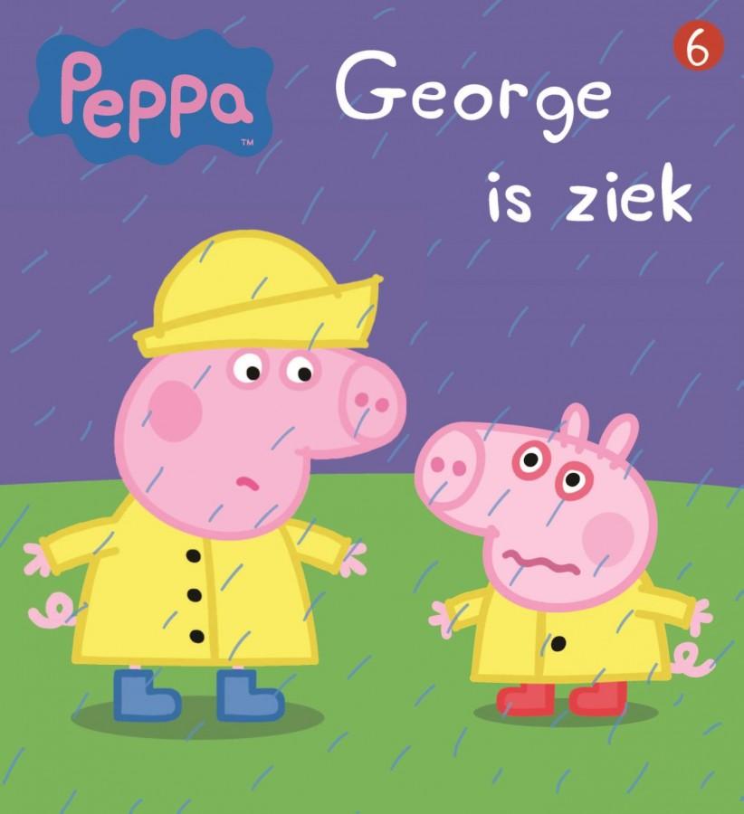 Peppa Pig - George is ziek (nr 6)
