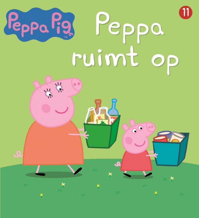 Peppa Pig - Peppa ruimt op (nr 11)