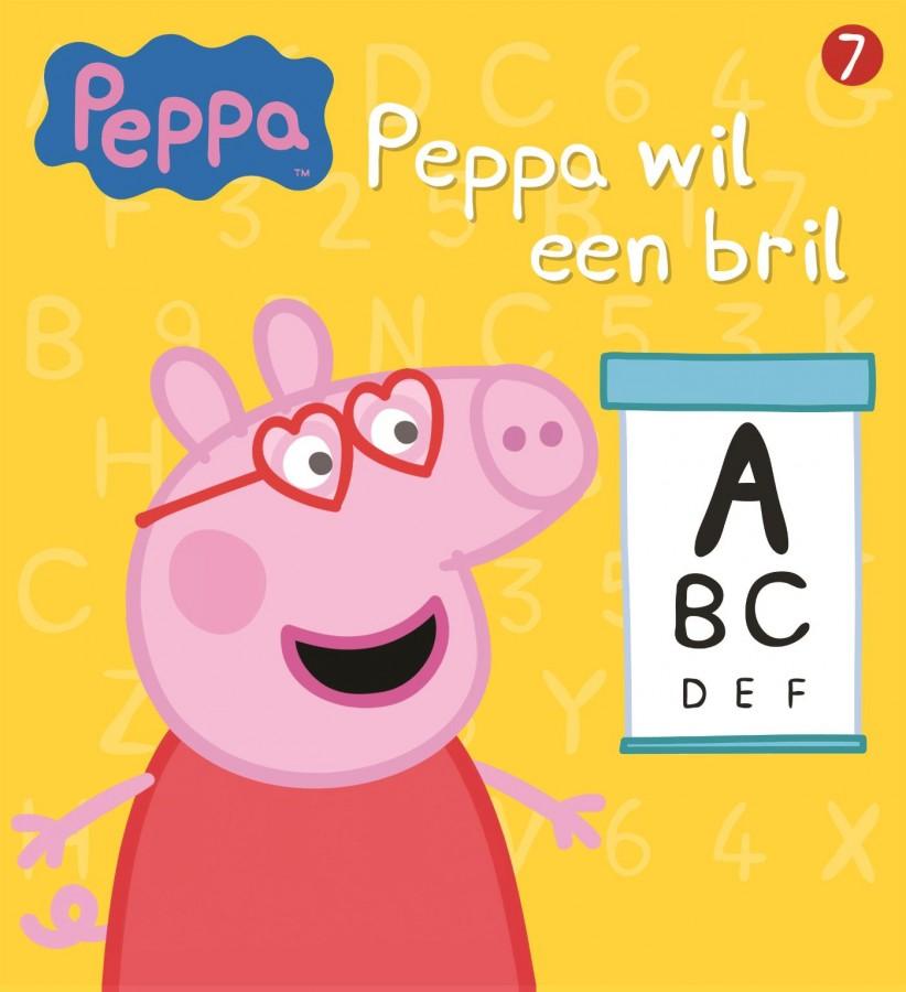 Peppa Pig - Peppa wil een bril (nr 7)