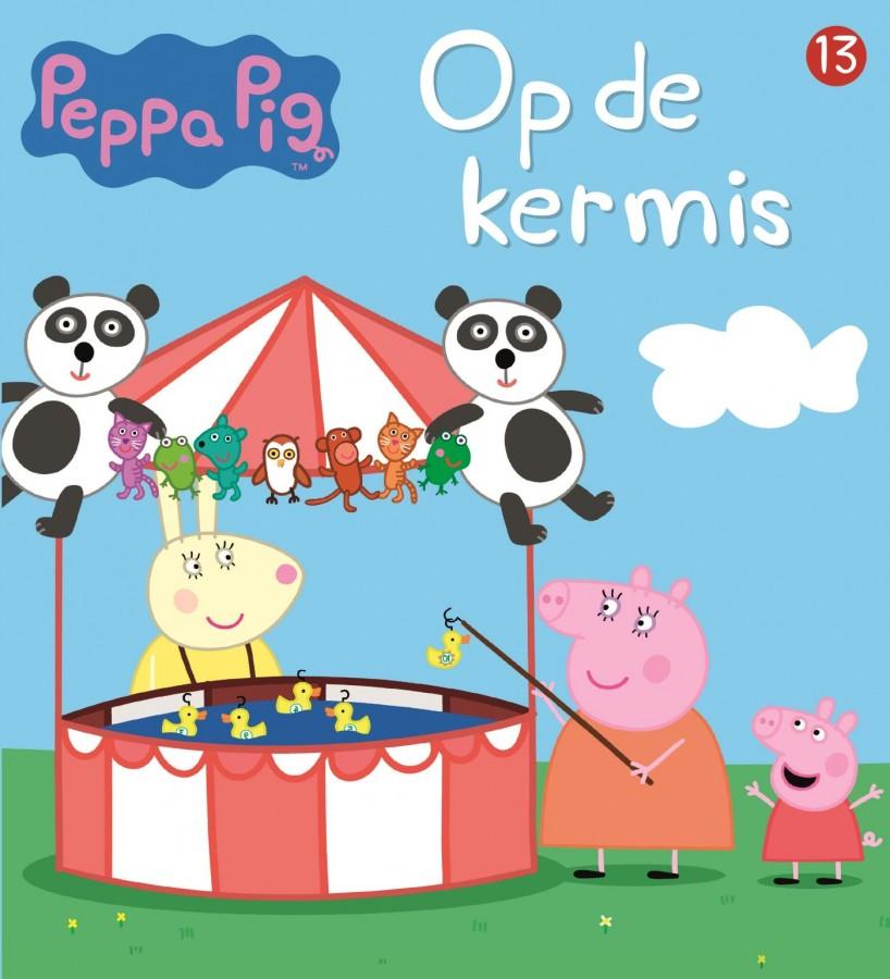 Peppa Pig - Op de kermis (nr 13)