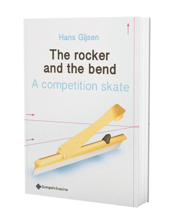 The rocker and the bend. A competition skate