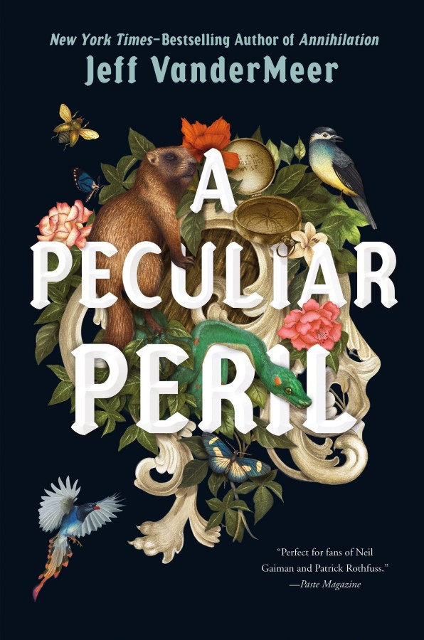 (01): a peculiar peril